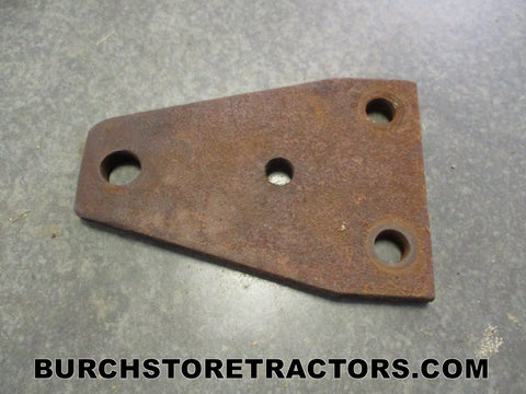 farmall 140 tractor drawbar extension plate