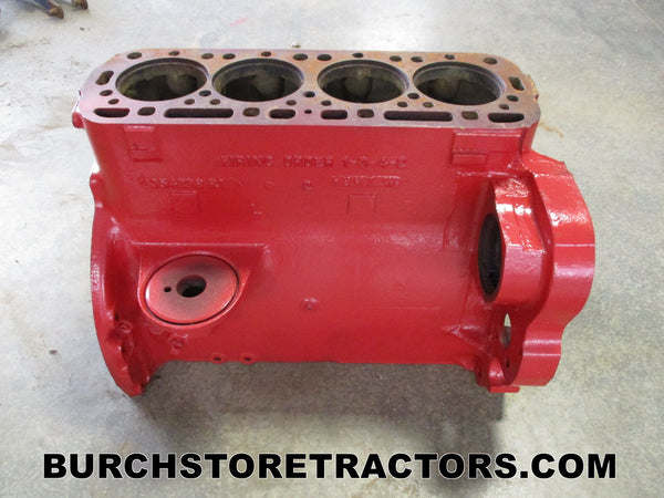 farmall super a tractor engine block