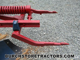 farmall c tractor 2 point hitch bottom plow