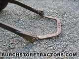 international cub tractor belly mount disk plow