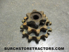 ford 309 planter cluster drive gear