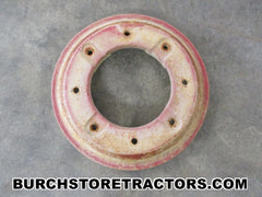 international 274 tractor rear wheel weight
