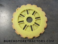 international 140 tractor flat corn seed plate