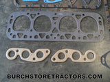 international W4 tractor head gasket kit
