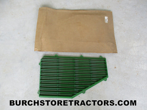 john deere 7210 tractor right side louver