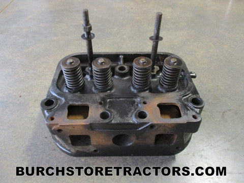 john deere m tractor engine head