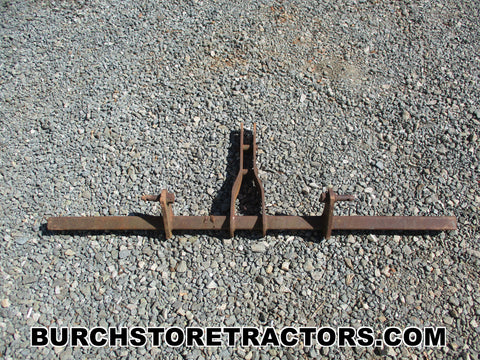 john deere 40 tractor 3 point hitch toolbar
