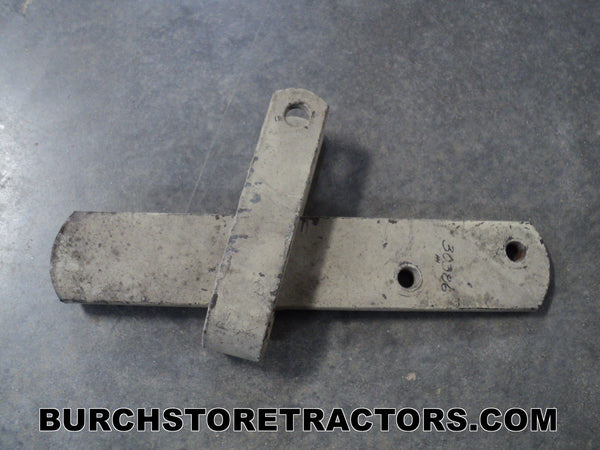 kubota tractor woods mower bracket