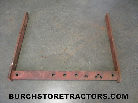 massey harris pony tractor drawbar