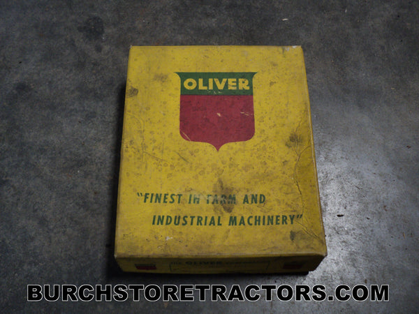 new old stock oliver tractor valve