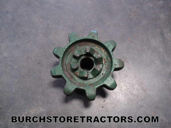 oliver tractor drive gear
