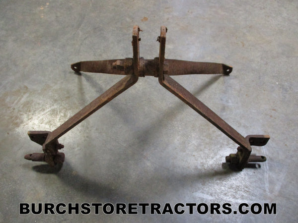 Pittsburgh Tillage Tool 3 point hitch frame