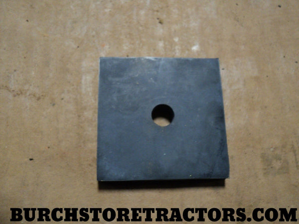 Tractor Radiator Rubber Support Pad