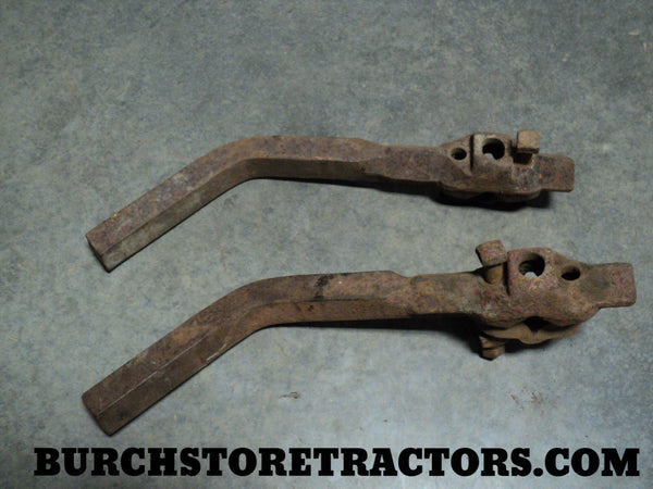 Farmall Cultivator Toolbar