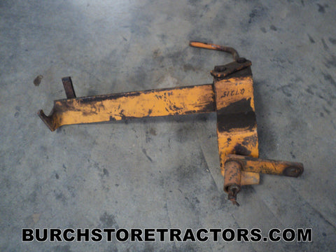 Tuff Built Tractor Woods Mower parts
