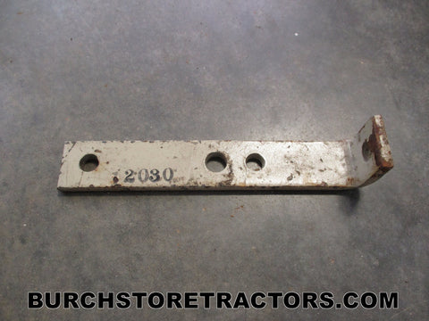 woods mower lift chain attachment bracket