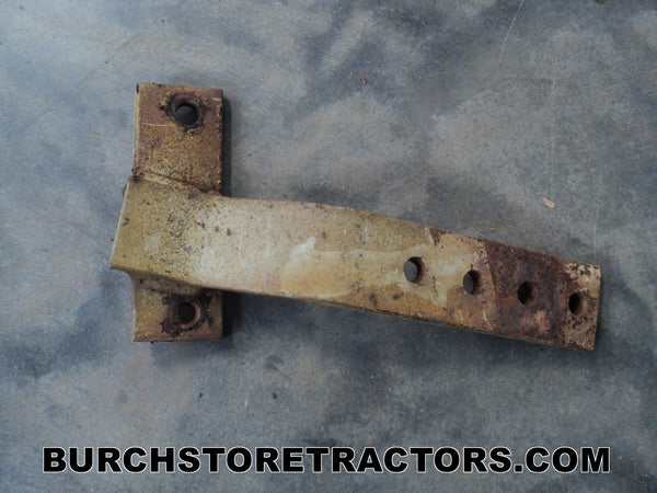 woods mower right mounting bracket