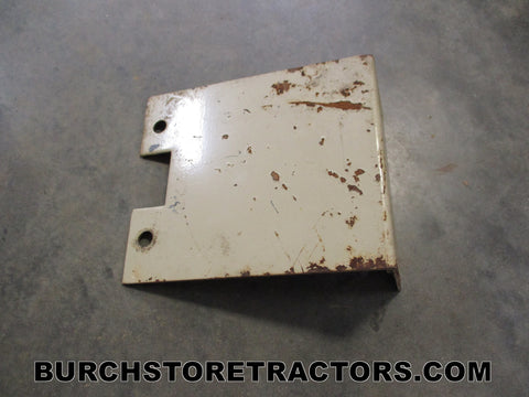 woods mower side shield