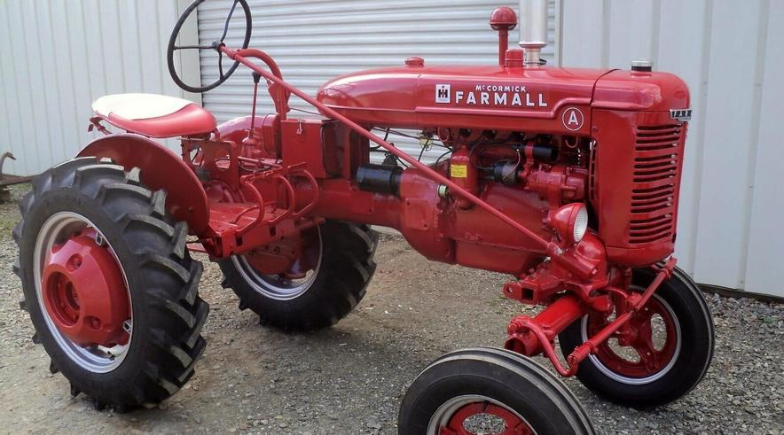 BURCH STORE TRACTORS-VINTAGE SALVAGE YARD,NEW AND USED