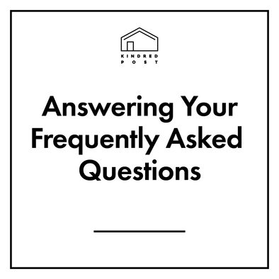 Answering Your Frequently Asked Questions