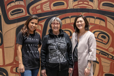 Your 2018 Social Justice Hustle Purchases Donated to Sealaska Heritage Institute