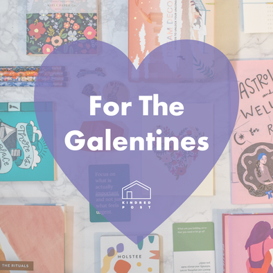 Valentine's Day Gift Guide: For The Galentines by Megan Cochran