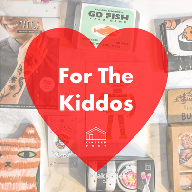 Valentine's Day Gift Guide: For The Kiddos by Christy NaMee Eriksen