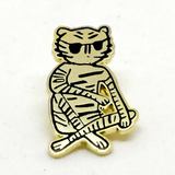 Tiger Style Pin