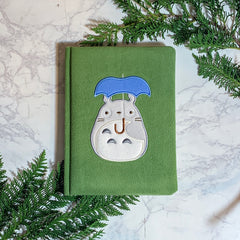 My Neighbor Totoro Notebook