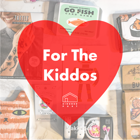 Valentine's Day Gift Guide: For The Kiddos