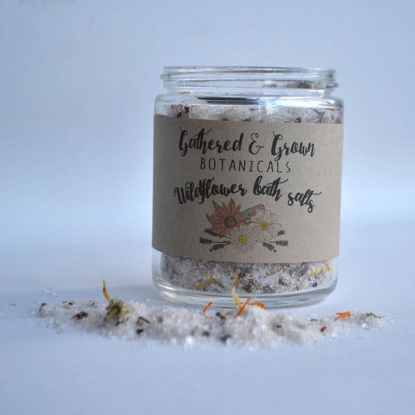 Wildflower Bath Salts