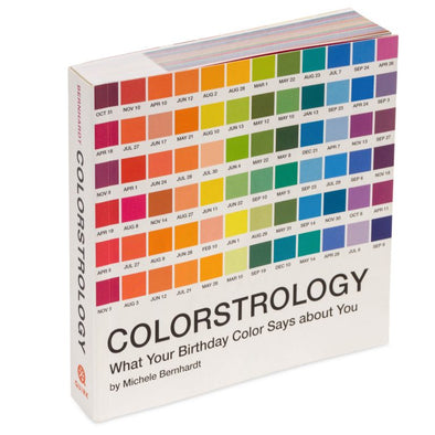 Colorstrology Birthday Color Book