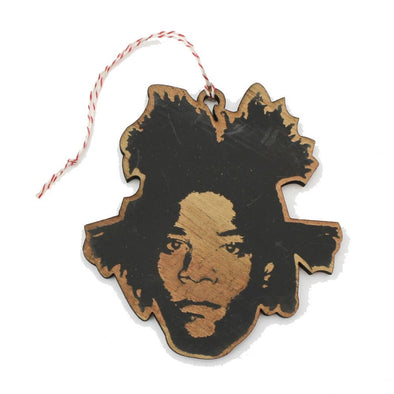 Jean Michael Basquiat Ornament
