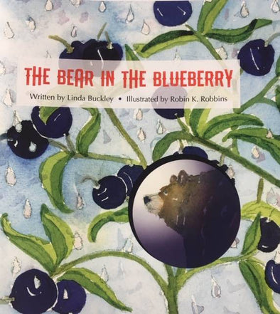 The Bear in the Blueberry Book