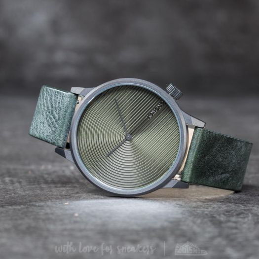 Winston Watch: Deco Pine