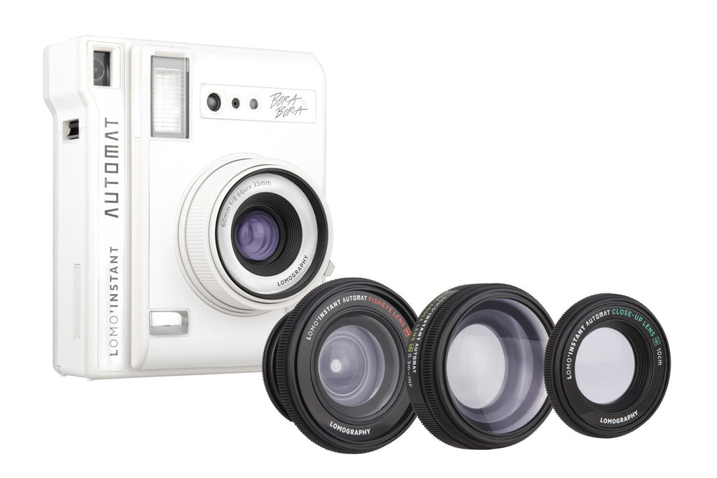 Lomo Instant Automat Camera + Lens Pack