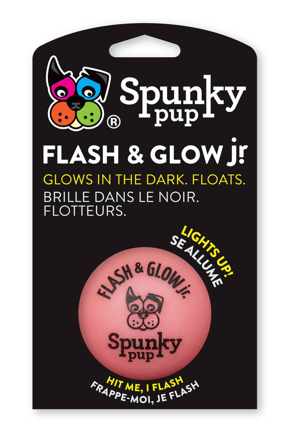 Flash and Glow Ball Junior