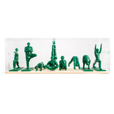 Green Yoga Joes - Series 1