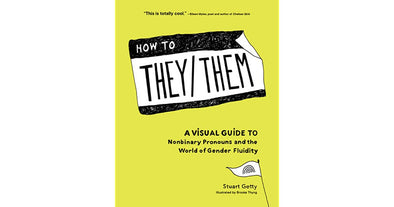 How to They/Them; A Visual Guide To Nonbinary Pronouns and the  World of Gender Fluidity