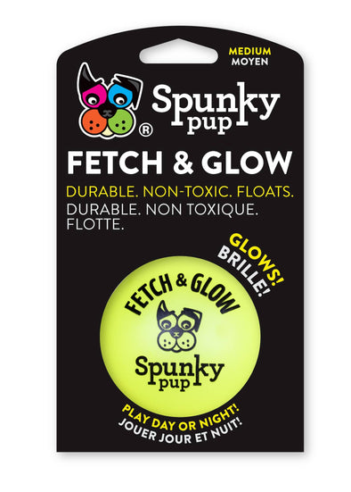 Fetch and Glow Ball Medium