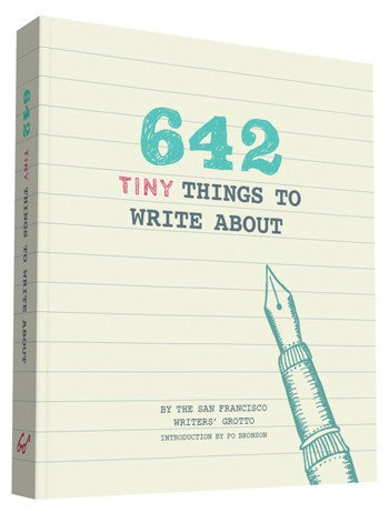 642 Tiny Things To Write Book