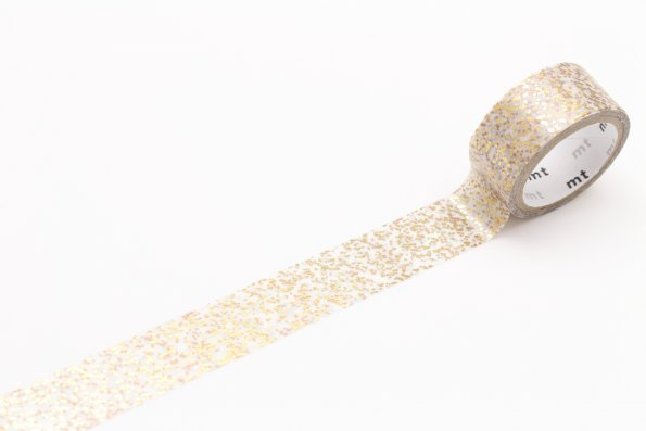 Particle Gold Washi Tape
