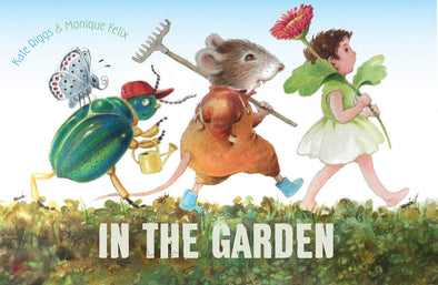 In the Garden Board Book