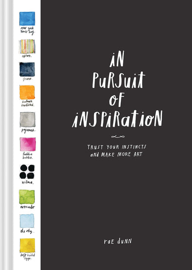 In Pursuit of Inspiration Book