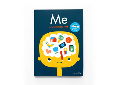 Me: A Compendium: A Fill-in Journal for Kids