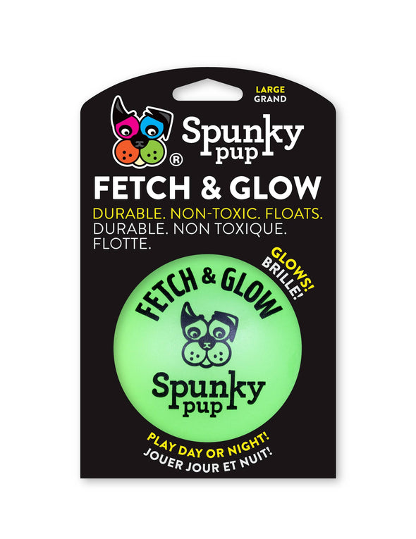 Fetch and Glow Ball Large