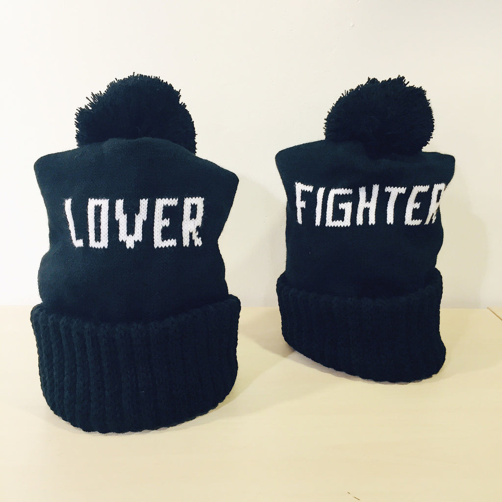 Lover/Fighter Beanie