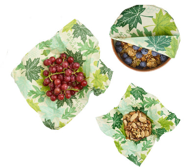 Forest Floor Bee's Wrap - pack of 3