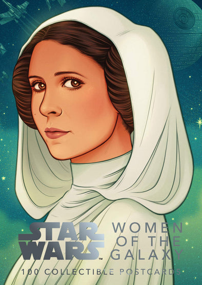 Star Wars: Women of the Galaxy: 100 Collectible Postcards
