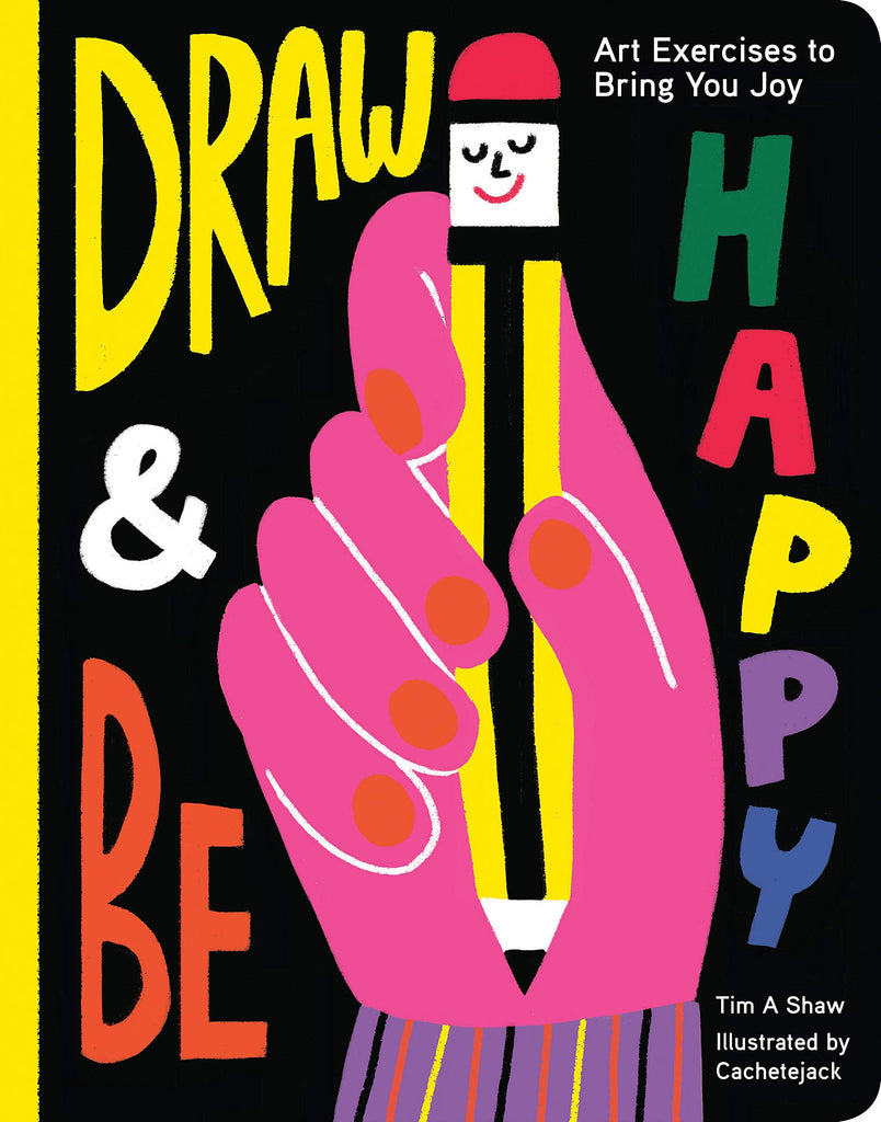 Draw & Be Happy Book